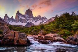 Mount Fitz Roy (Southern Patagonia, Argentina)