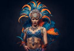 Carnival traditional garment (Brazil)