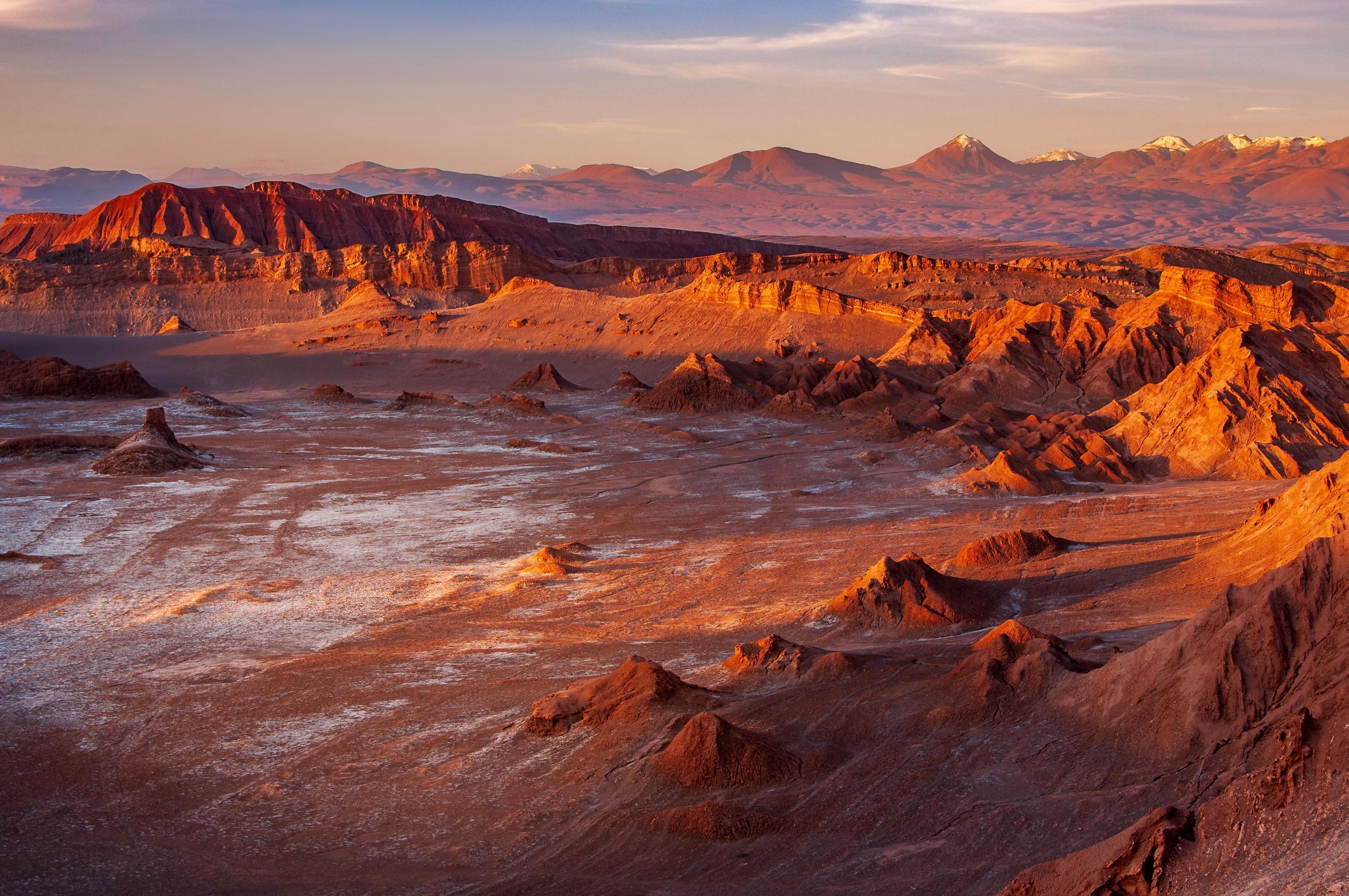 Moon Valley, Atacama Desert (San Pedro de Atacama, Chile)