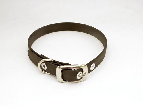 """5/8"""" Faux Leather Collars"""