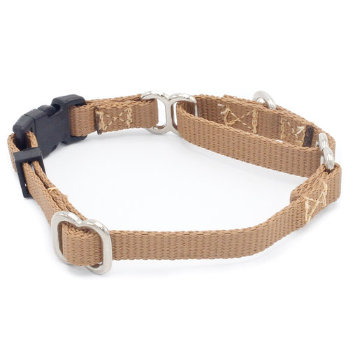 """3/8"""" and 1/2"""" Width Nylon Collars (for small dogs)"""