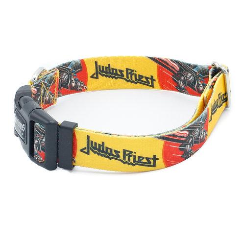 """Judas Priest """"Screaming Eagle"""" 5/8"""" Cat Collar"""