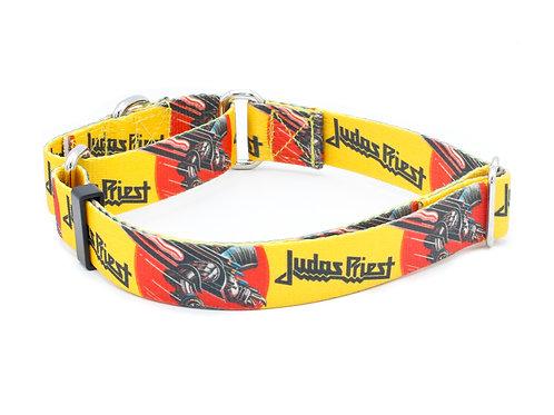"Judas Priest ""Screaming Eagle"" 1"" Dog Collar"
