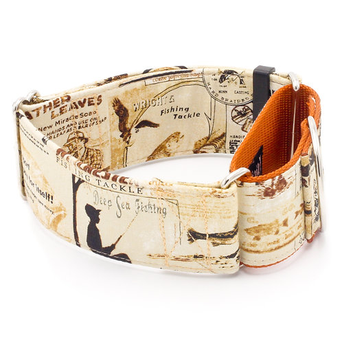 Gone Fishing Collar