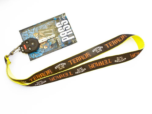 "Terror ""Keepers Of The Faith"" Lanyard"