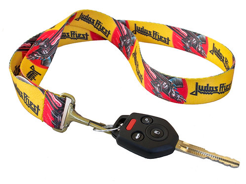 "Judas Priest ""Screaming Eagle"" Lanyard"