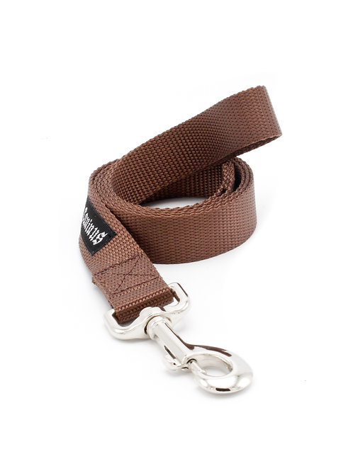 "Nylon Leashes - 3/8-1"" wide - Single Ply"