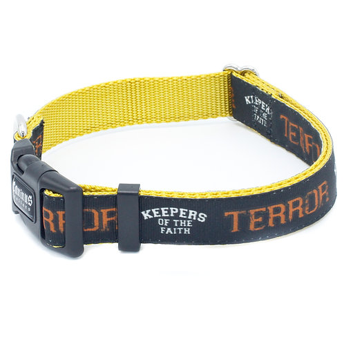 "Terror 1"" Width Dog Collar"