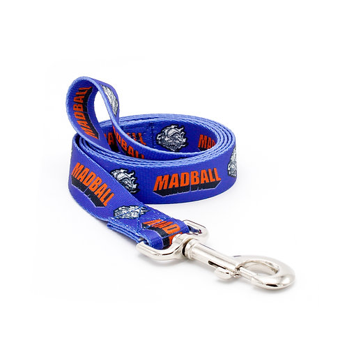 """Madball 1"""" or 5/8"""" Widths Leashes"""