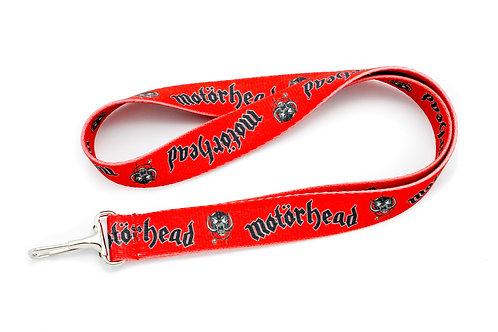 "Motörhead ""Snaggletooth"" Lanyard"