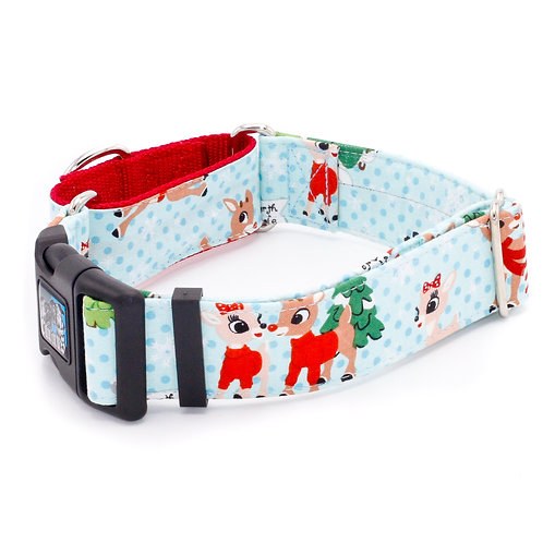 Rudolph Holiday Collar