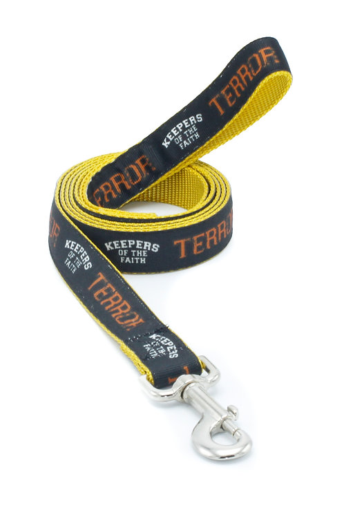 "Terror 1"" and 1/2"" Widths Leashes"