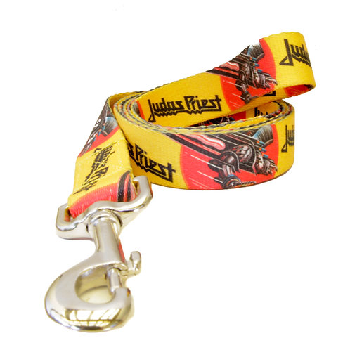 "Judas Priest ""Screaming Eagle"" 1"" and 5/8"" Leashes"