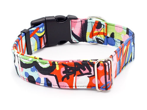 Graffiti Collar