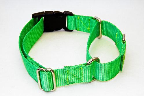 "5/8"" Nylon Martingale w/ Buckle Collars"