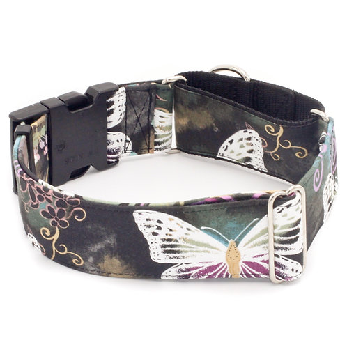 Tie-Dyed Butterfly Collar