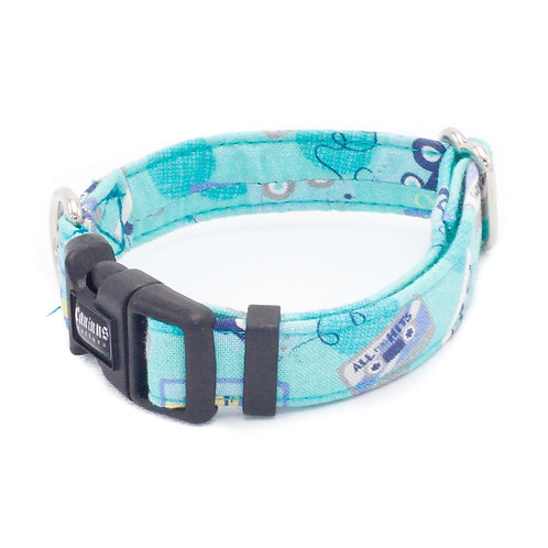 Cassette Tape Cat Collar