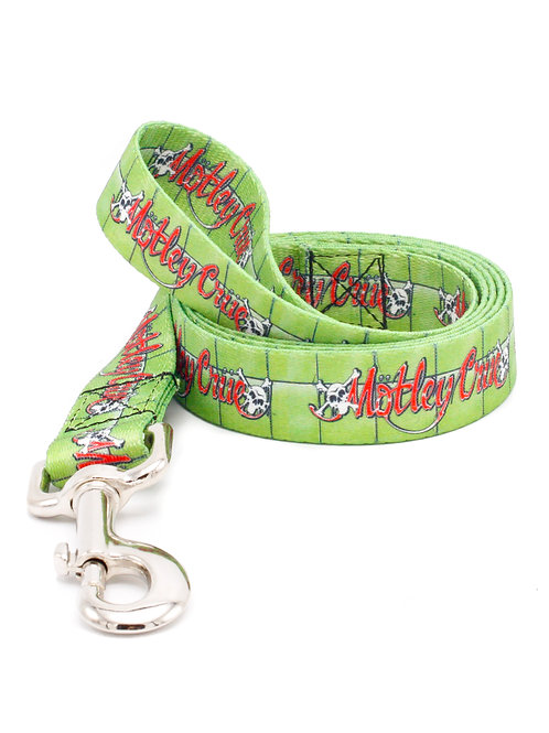 "Mötley Crüe ""Dr Feelgood"" 1"" and 5/8"" Leashes"