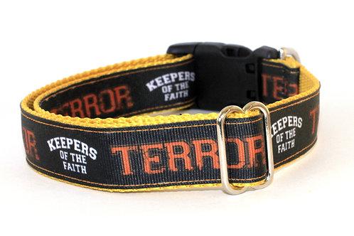 "Terror 3/8"" Width Cat Collar"