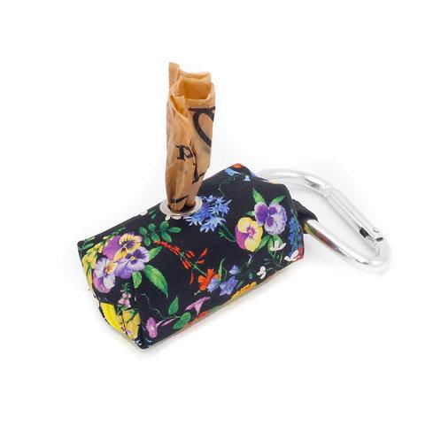 Mini Flowers Poop Bag Dispenser