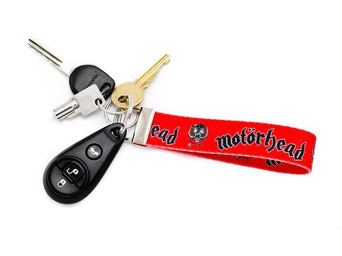 "Motörhead ""Snaggletooth"" Key Chain"
