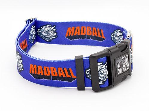 """Madball 1"""" Width Dog Collar"""