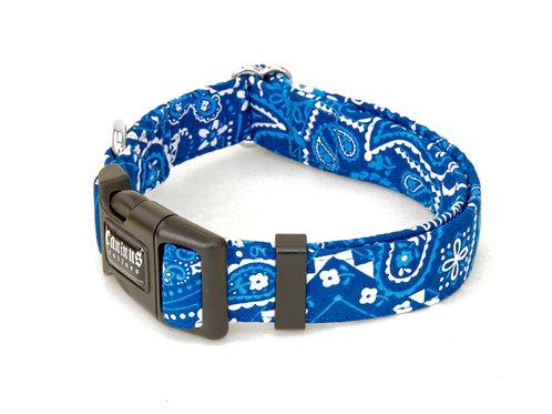 Blue Bandana Collar