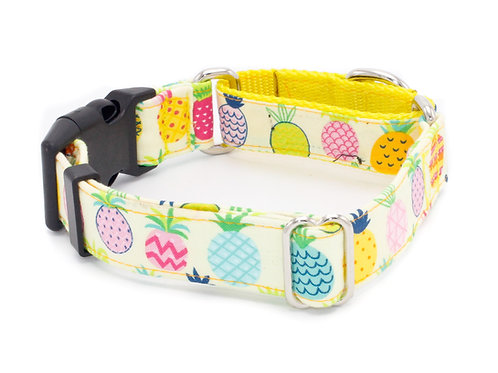 Tropical Pineapple Collar