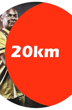 Cota 20km - 01 Livro e Recompensas