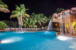 resort beach pool