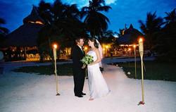 Keys wedding reception