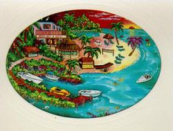 Coconut Cove Art Work