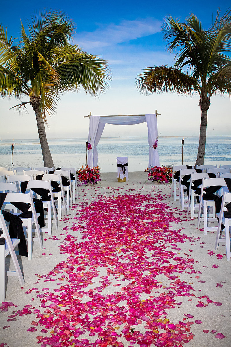 Coconut Cove Beach Resort Florida Keys Weddings Private