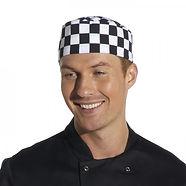 Chess Board Check Chefs Hat