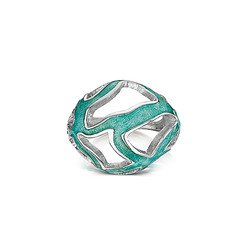 Addiction Enamel Ring