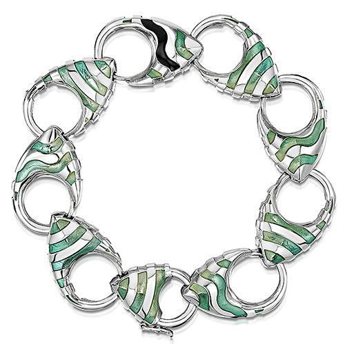 Candystripe Bracelet