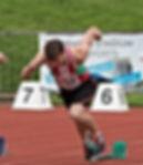 Jordan Mitchell, Sutton-in-Ashfield, Athletics, Track & Field, Running