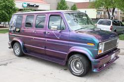 1989 Ford Econoline Van