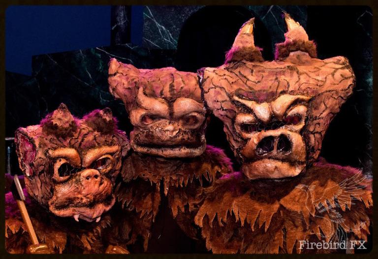 Bugbear masks