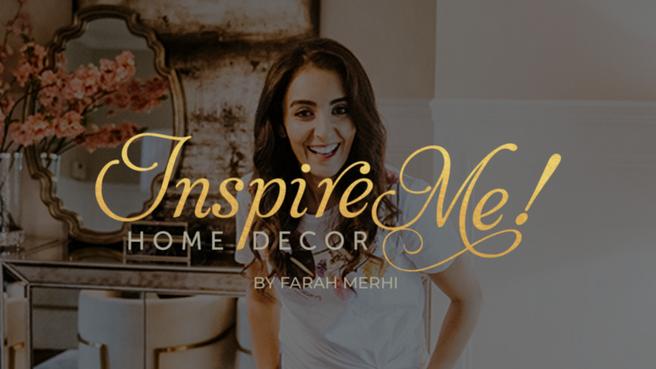 Farah Merhi / Inspire Me! Home Decor