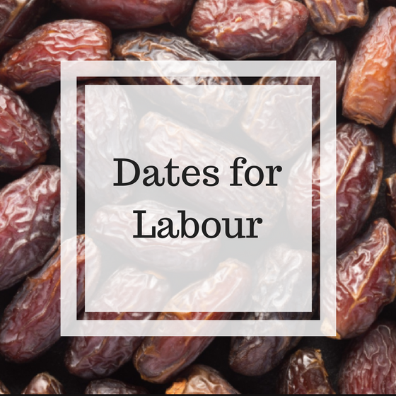 Preparing for Labour by Eating Dates