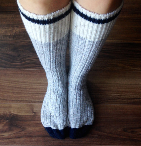 Prevent Colds & Flus With Wet Socks (Seriously!)