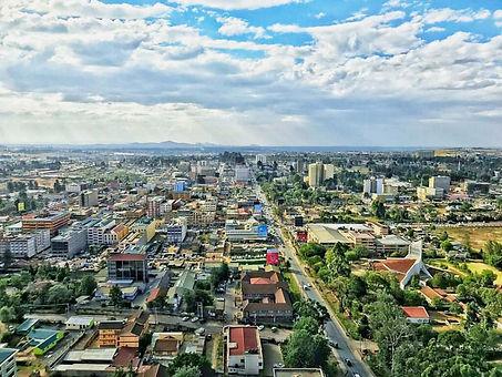 Skyline_of_Eldoret_Facing_West_from_Mups