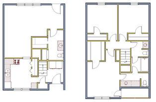 3 Bedroom Townhome
