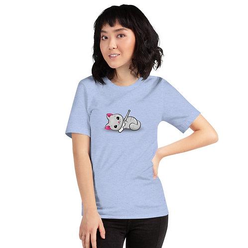 Kitty Club Short-Sleeve Unisex T-Shirt