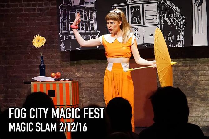 Fog City Magic Fest in San Francisco, CA
