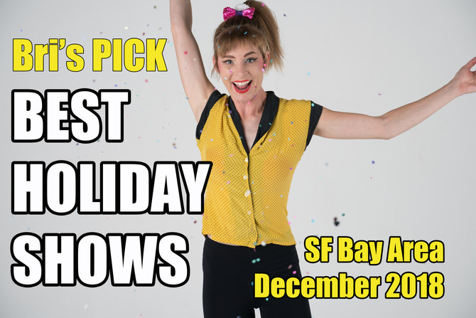 3 MUST SEE Holiday Circus Shows in the SF Bay Area