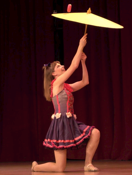 Santa Cruz, CA Juggling Convention 2016