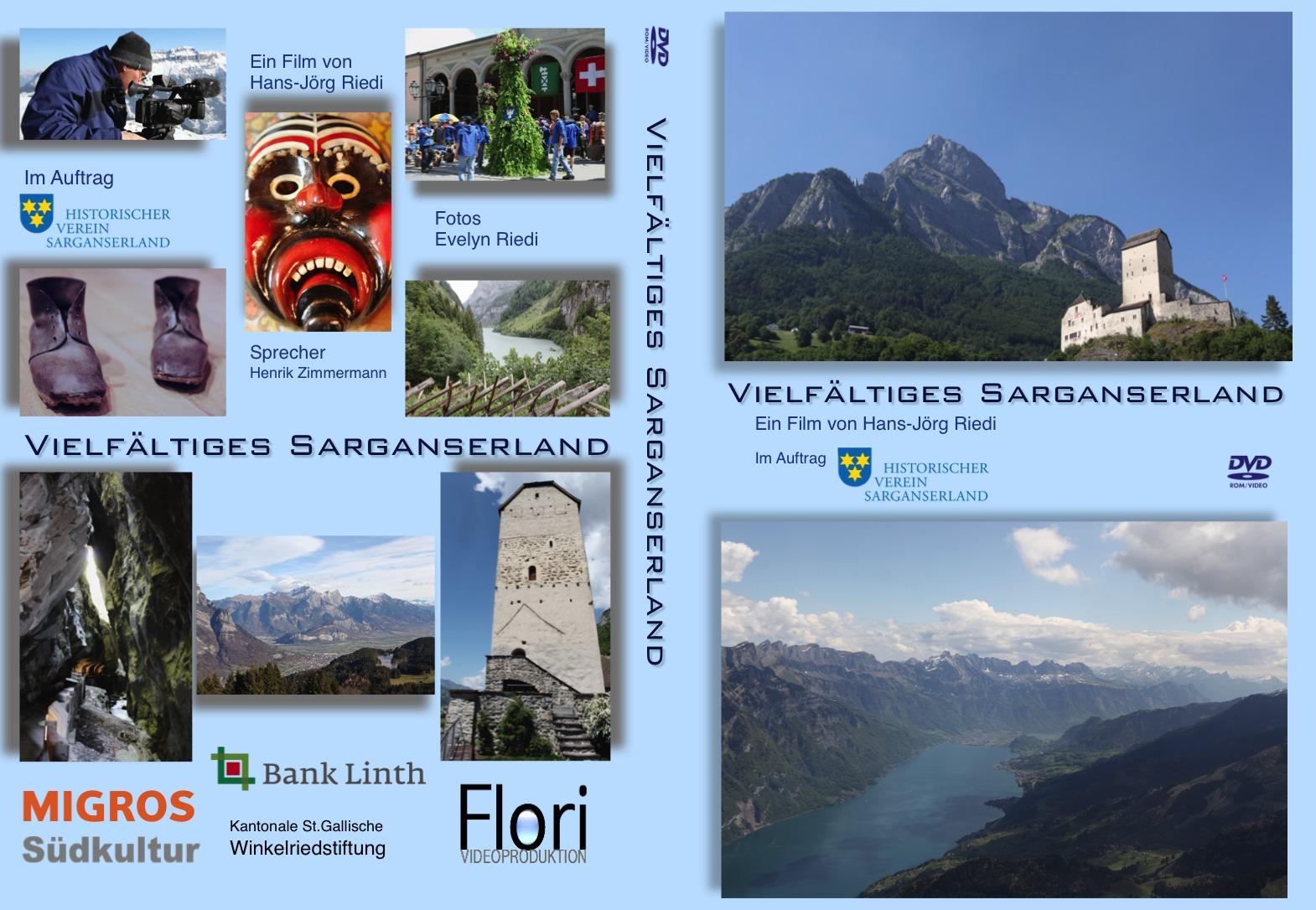 Vielfältiges Sarganserland