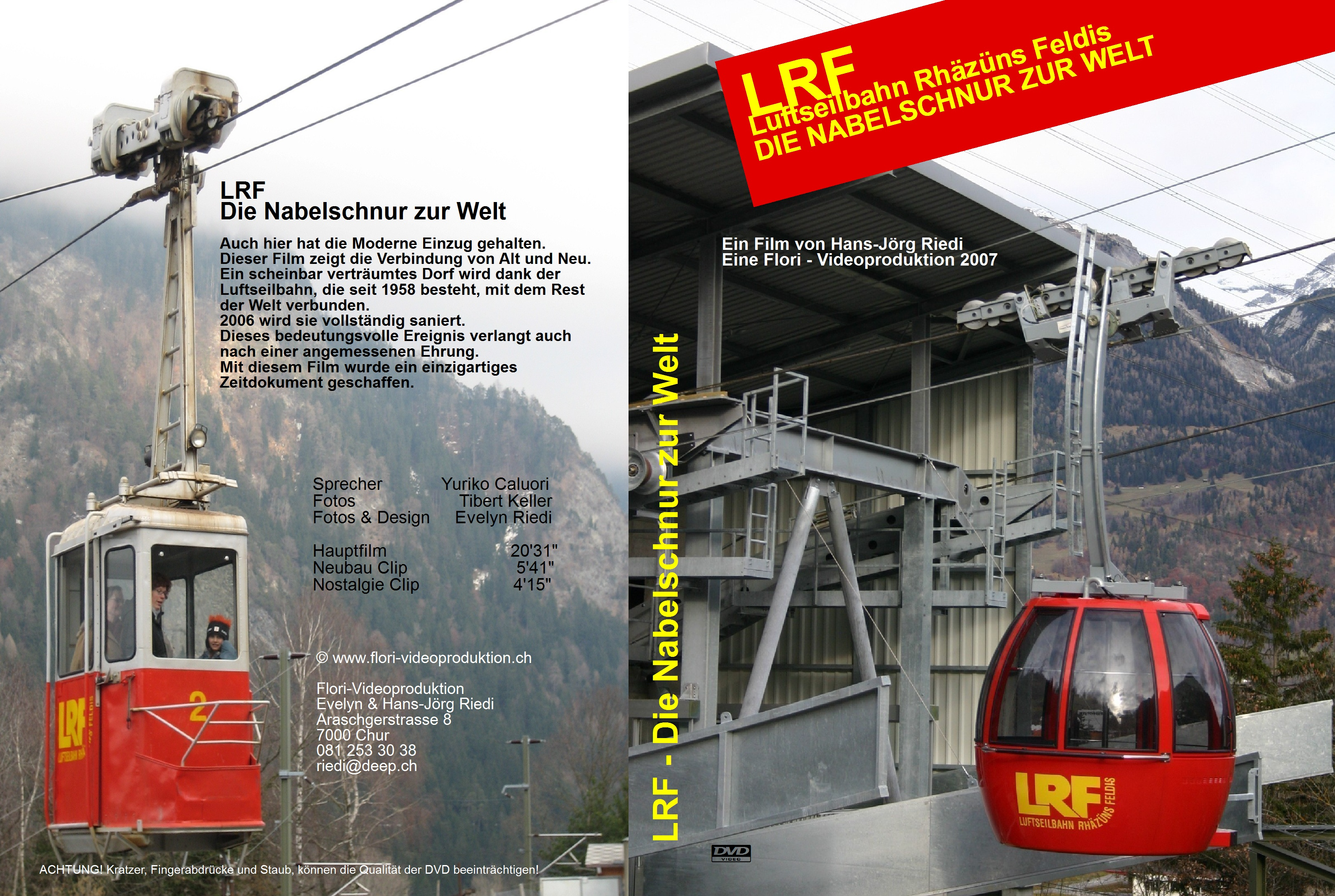 LRF - Die Nabelschnur zur Welt